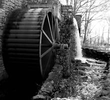 Grist Mill by Tricia Stucenski