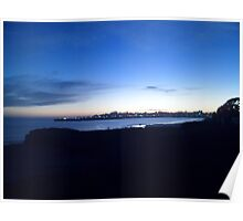 Santa Cruz Coast-Seabright Poster