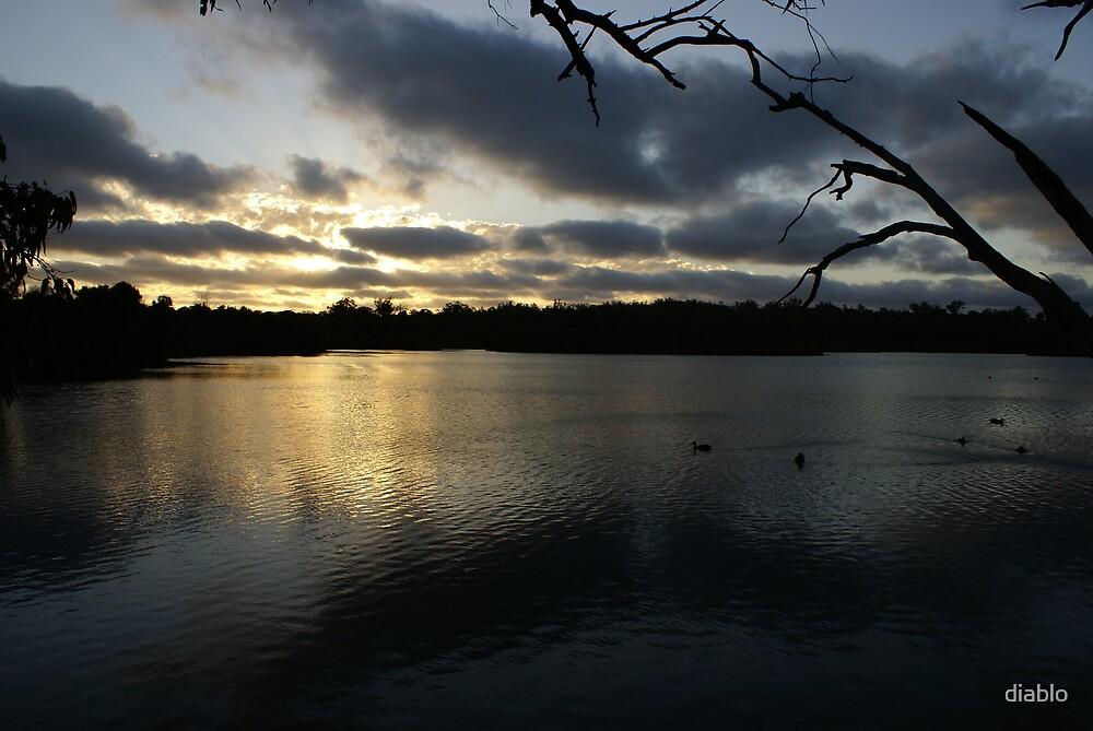 Lake placid by diablo