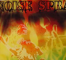 Noise Spray  by robin