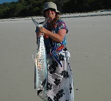 My Brag Catch by Leanne Robson