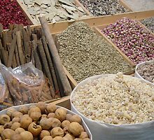 spice market Dubai by Helen French