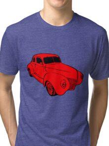 COOL RIDE RED Tri-blend T-Shirt