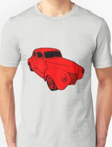 COOL RIDE RED T-Shirt