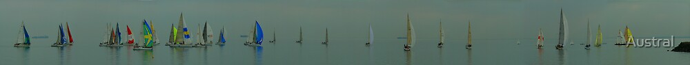 Slow Yachting by Austral
