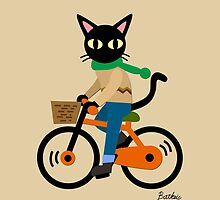 Cycling by BATKEI