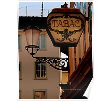 Tabac Poster