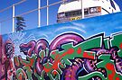 Bondi Graffiti by Mark Higgins
