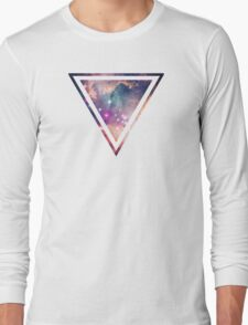The Universe under the Microscope (Magellanic Cloud) Long Sleeve T-Shirt