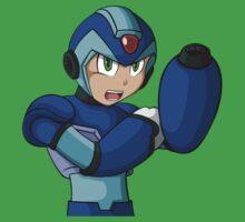 Mega Man X by The-Firestorm