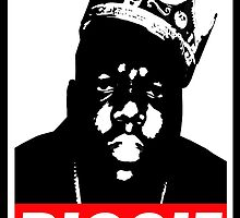 Biggie Smalls by VisualVibes