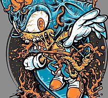 Sonic Skater by Crab-Metalitees