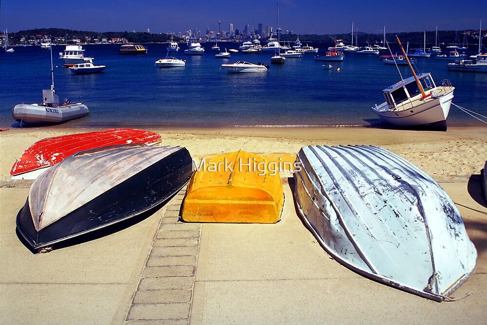 Watson's Bay, Sydney by Mark Higgins