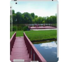 Tranquil Pond iPad Case/Skin