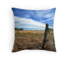 Quairading Throw Pillow