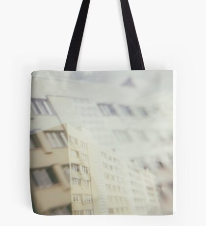 moving poetry - the 6th floor Tote Bag