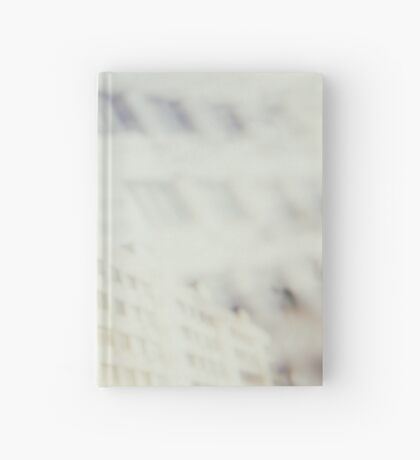 moving poetry - the 6th floor Hardcover Journal