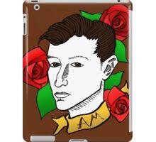 Alex Turner Portrait 2 iPad Case/Skin