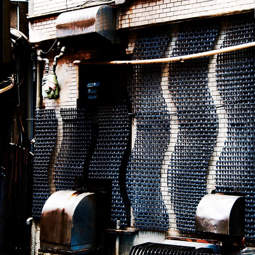 Web Wall by Vittorio Zumpano