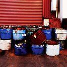 Dirty Drum by Vittorio Zumpano