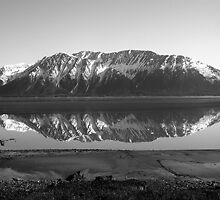 Anchorage Inlet by SunnyDay