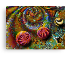 From the Summer of Love Canvas Print