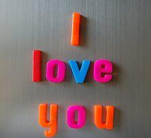 I love you by jonrye