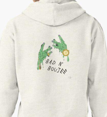 Migos T-shirt Hoodies Bad N Boujee Pullover Hoodie