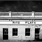 The Ritz Flats by Reg  Lyons