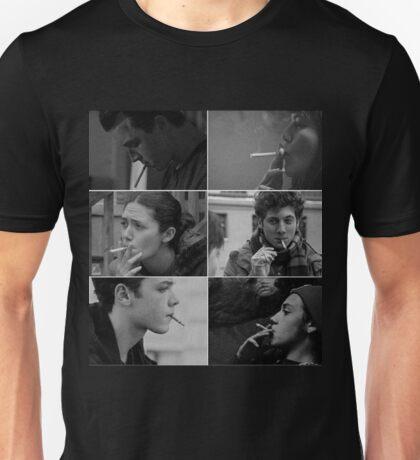 SHAMELESS-SMOKE Unisex T-Shirt