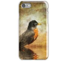 On The Watch For Worms iPhone Case/Skin
