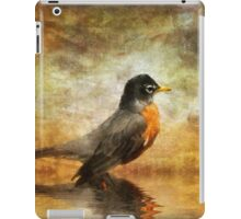 On The Watch For Worms iPad Case/Skin