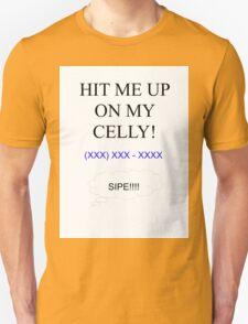 Cellphone Humor T-Shirt