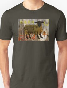 year of the wooden sheep Unisex T-Shirt