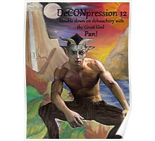DeCONpression 12 Pan Double Down Poster