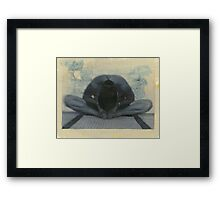 Yoga Essence Framed Print