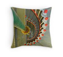 Aireys Light Staircase Throw Pillow