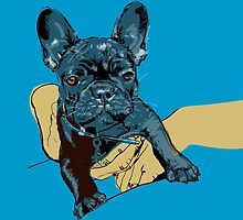 Miss Ester Piggy.. as a pup#2 by WoolleyWorld