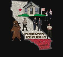 Colonized-for-ya Republic Unisex T-Shirt
