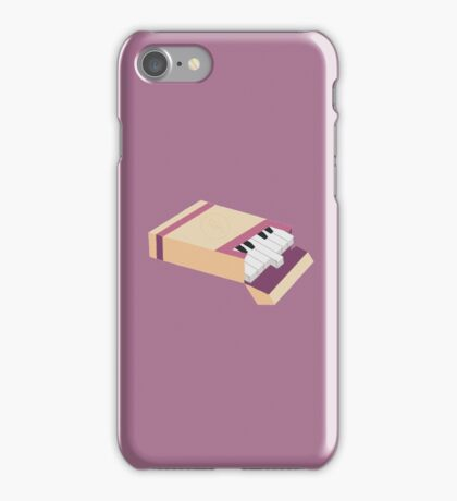 Pause For The Music II iPhone Case/Skin