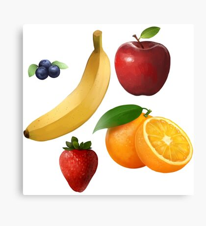 Fruit. Canvas Print