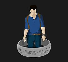 Nathan Drake Uncharted Ring by Ghostwalker91