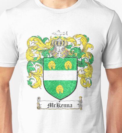 McKenna Family Crest Unisex T-Shirt