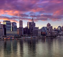 Sydney at Dawn by Chroma