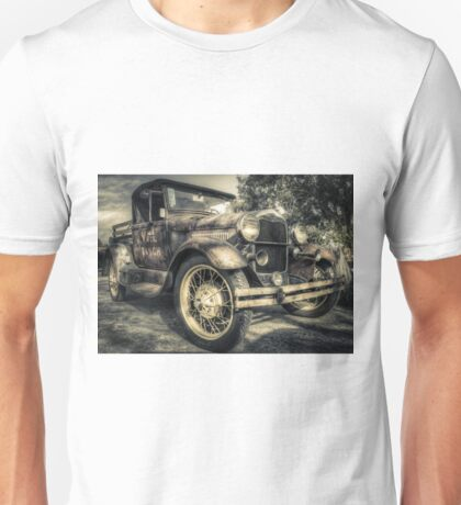 Antique Car,old car Unisex T-Shirt