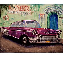 Cuba 1 Photographic Print