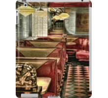 Back To The Fifties iPad Case/Skin