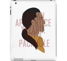 Skyrim Companion~Marcurio iPad Case/Skin