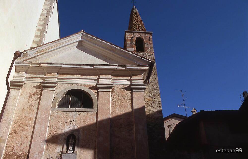 cividale basilica by estepan99