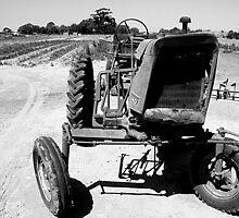 Raif's Tractor by John Hurle
